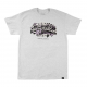 7Hills Rome City Tee Heater Grey