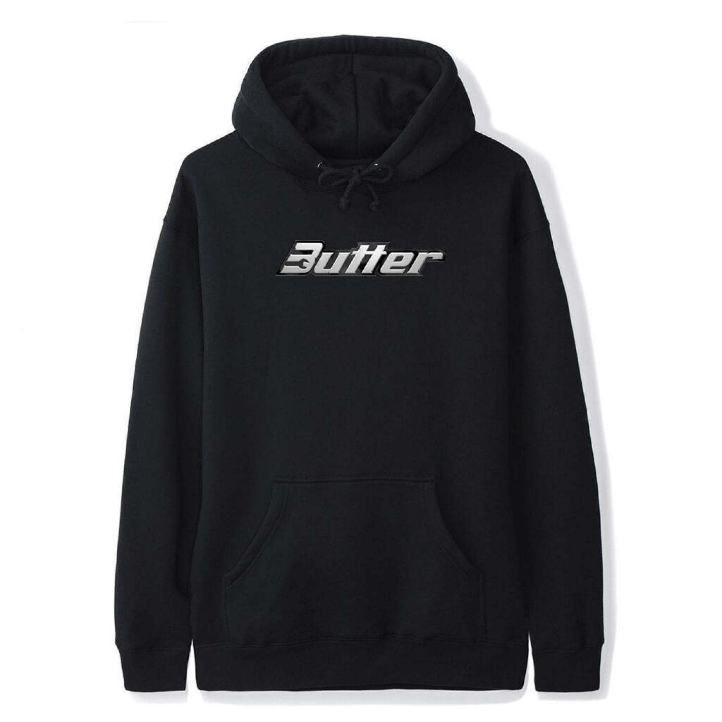 Butter Goods Wrench Pullover Black