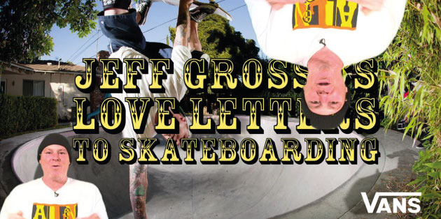 VANS JEFF GROSSO